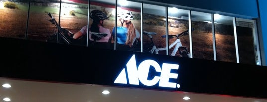 ACE Hardware is one of Lugares favoritos de Arie.
