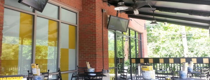 Buffalo Wild Wings is one of Been To.