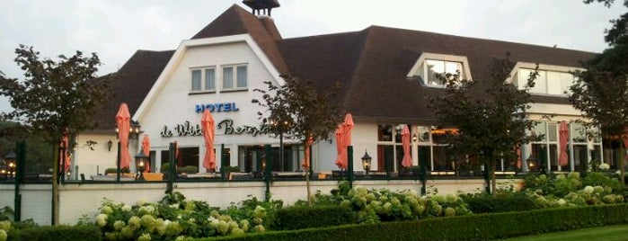 Van der Valk Hotel Hilversum - De Witte Bergen is one of AMSTERDAM.