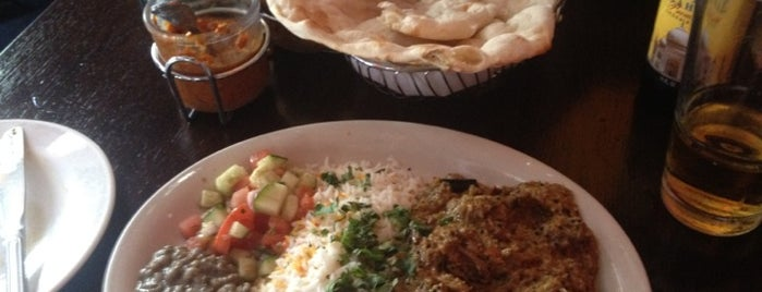 Akbar Cuisine of India is one of KCRW.