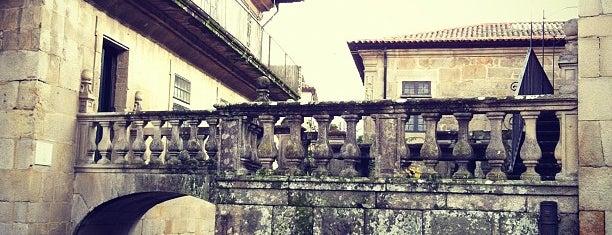 Praza da Leña is one of To do's Sanxenxo.