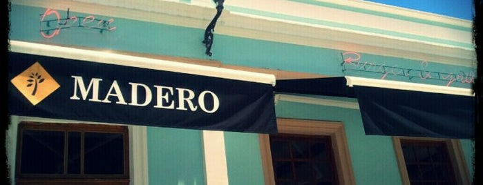 Madero Burger is one of Curitiba.