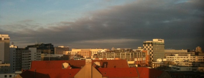 Golden Tulip Berlin - Hotel Hamburg is one of Yannick 님이 좋아한 장소.