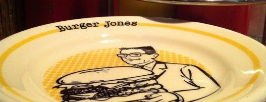 Burger Jones is one of Restaurants.