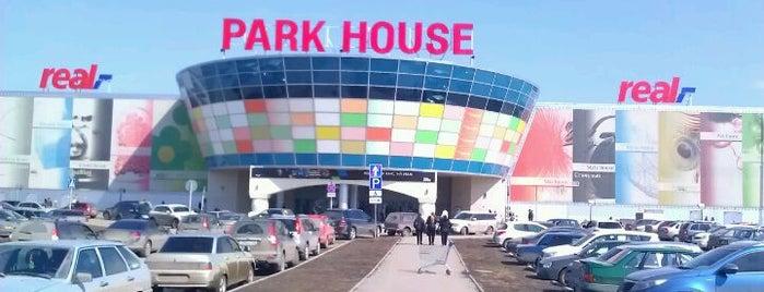 TРК «Парк Хаус» is one of Tempat yang Disukai Екатерина.