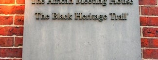 Museum of African American History is one of Downtown Boston, Chinatown & North End.