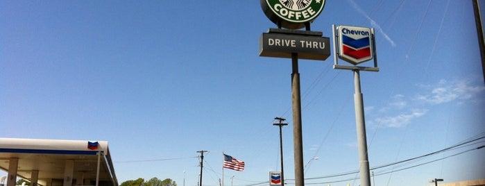 Starbucks is one of Tempat yang Disukai Don.