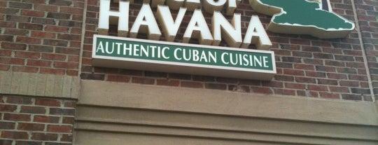 A Piece of Havana is one of Restaurants me like Charlotte.