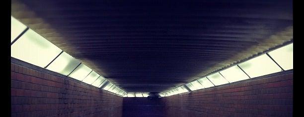 高樹町地下横断歩道 is one of モリチャンさんのお気に入りスポット.