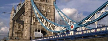 Tower Bridge is one of Best Things To Do In London.
