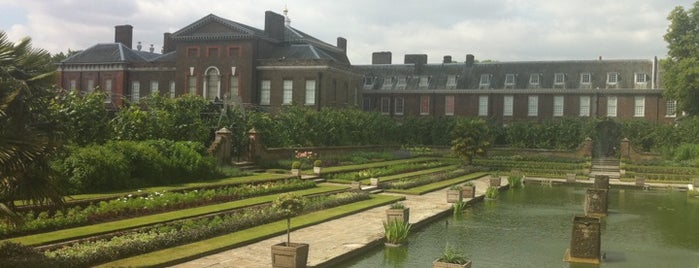 Kensington Gardens is one of Best Parks In London.