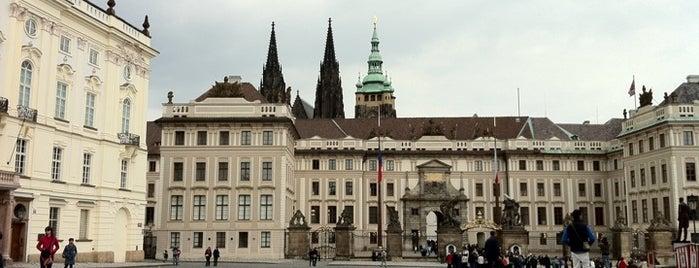 Prag Kalesi is one of visit again.