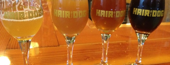 Hair of the Dog Brewery & Tasting Room is one of Best US Breweries--Brewery Bucket List.