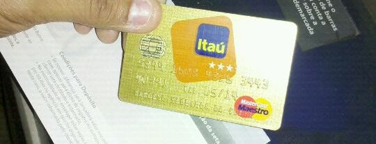 Itaú is one of Itau provisório.