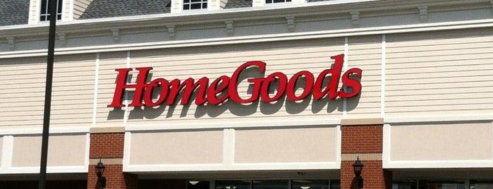 HomeGoods is one of Karen : понравившиеся места.