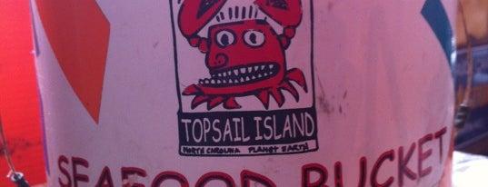 The Crab Pot is one of Tempat yang Disukai Craig.