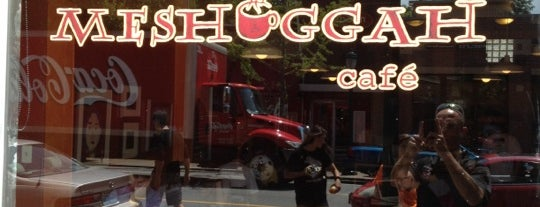 Meshuggah Café is one of Dat: сохраненные места.