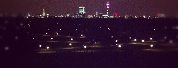 Primrose Hill is one of London Calling.