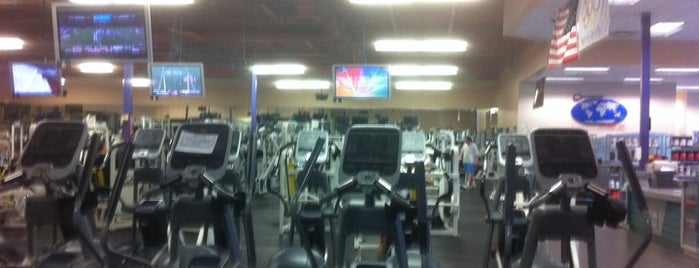 24 Hour Fitness is one of fitness.