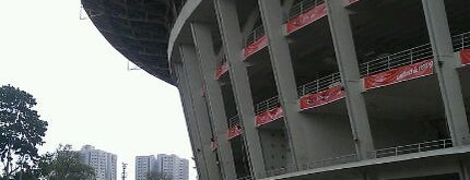 Stadion Utama Gelora Bung Karno (GBK) is one of Chelsea FC Level up Badge.