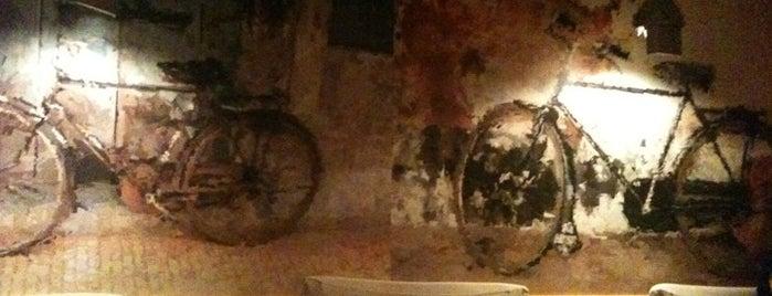 Ποδήλατο is one of places...