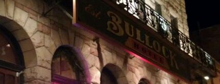 Bullock Hotel is one of Paranormal Sights.