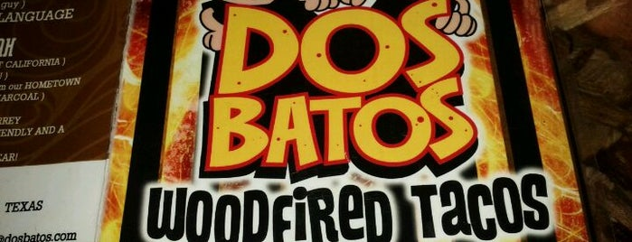Dos Batos Tacos is one of Austin spots.