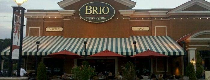 Brio Tuscan Grille is one of Tempat yang Disukai Sae.
