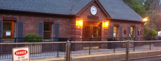 NJT - Middletown Station (NJCL) is one of New Jersey Transit Train Stations.