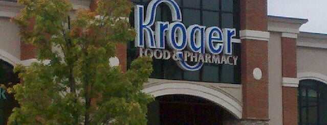 Kroger is one of Lugares favoritos de ATL_Hunter.