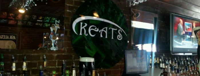 Keats Bar is one of Pubs-To-Do List.