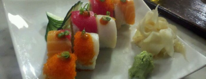 Ta Ca Sushi & Japanese Fusion is one of 20 favorite restaurants.