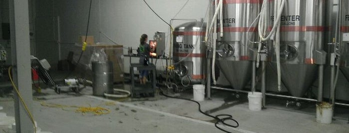 Steel Toe Brewing is one of Brewery Tours.