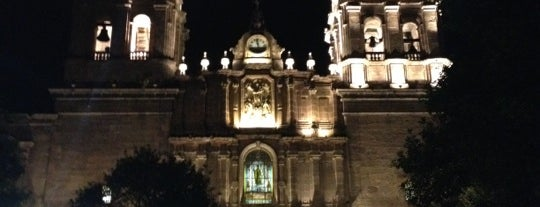 Templo de San José is one of Alejandroさんのお気に入りスポット.