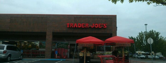 Trader Joe's is one of Top 10 places to try this season.