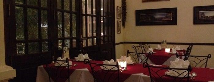 Pane e Vino Restaurant is one of Lugares guardados de Bo.