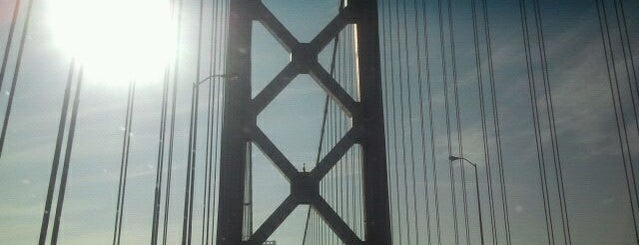 San Francisco-Oakland Bay Bridge is one of Great City By The Bay - San Francisco, CA #visitUS.