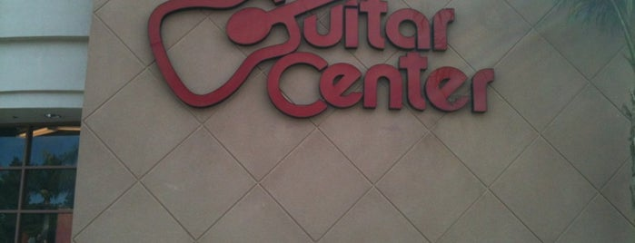 Guitar Center is one of BEST of CSUN 2012.