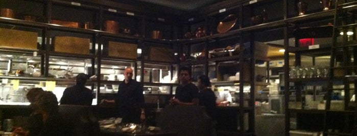DBGB Kitchen and Bar is one of NY.