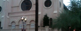 St Mary's Basilica is one of Phoenix Points of Pride.