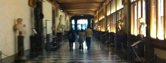 Galería Uffizi is one of IL PERCORSO DEL PRINCIPE.