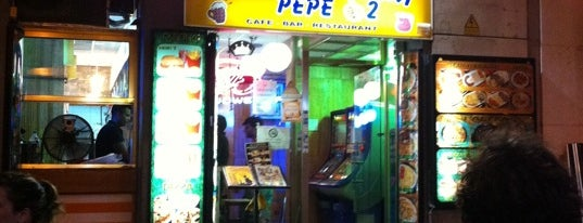 Bar Pepe is one of Pubs de Barcelona.