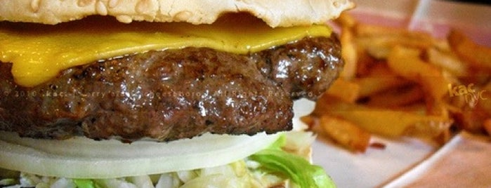 My Favorite NYC Burgers