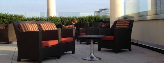 Sheraton Tribeca is one of Summer in the City.