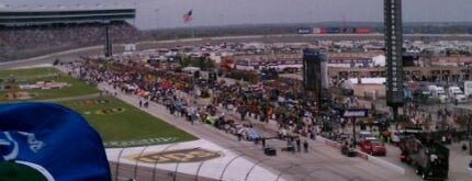 Texas Motor Speedway is one of Great Sport Locations Across United States.