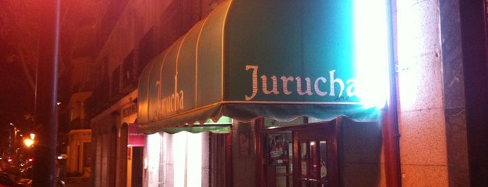 Jurucha is one of mylifeisgorgeous in Madrid.