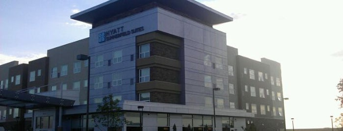 Hyatt House Denver Airport is one of Denver 2013.