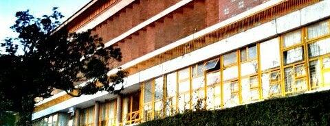 Facultad de Ingeniería is one of Universidades Ciudad de México.