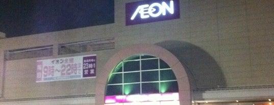 イオン 御経塚店 is one of SOUND VOLTEXⅡ設置店舗@北陸三県.