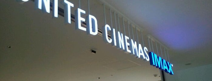 United Cinemas is one of Tempat yang Disukai Masahiro.